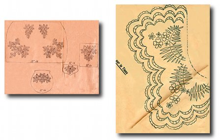 Free Vintage Embroidery Patterns Pintangle