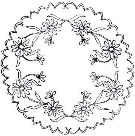 Free Vintage Hand Embroidery Patterns Pintangle