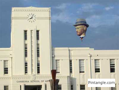 Hot Air Balloons in Canberra