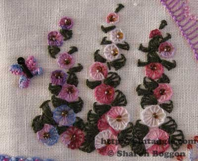For the Love of Stitching Sampler – Band 308