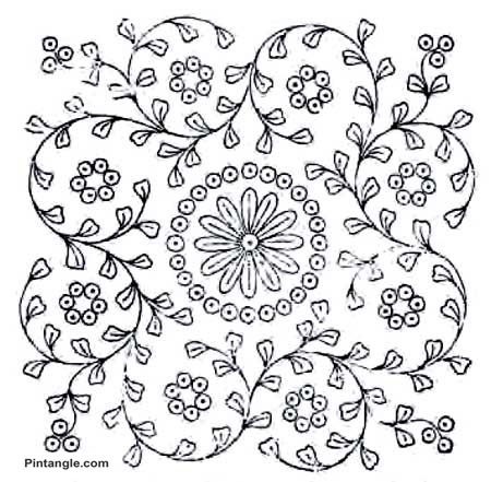 free pattern from out of copy right 1907 Herrschner Catalogue
