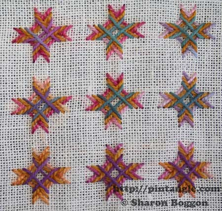 For the Love of Stitching Sampler – Band 452
