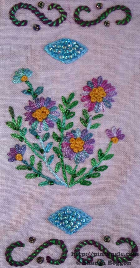 For the Love of Stitching Sampler – Band 478
