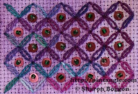 For the Love of Stitching Sampler – Band 479