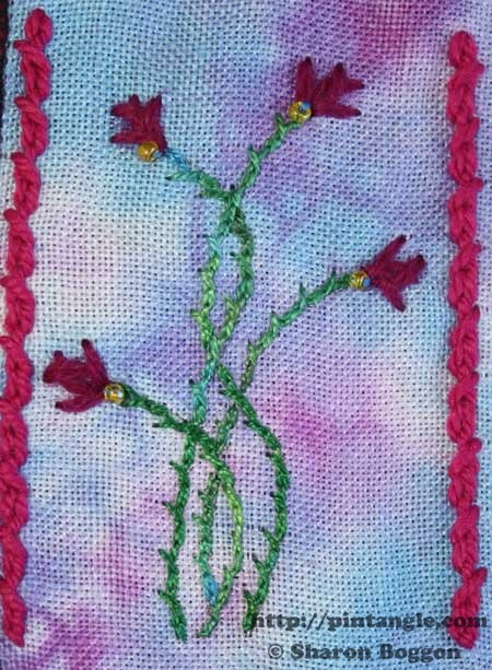 For the Love of Stitching Sampler – Band 489