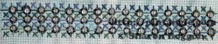For the Love of Stitching Band Sampler – Band 518