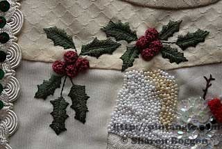 How to make holly berries for Christmas