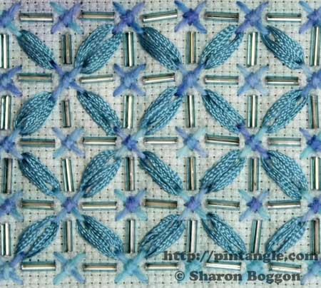 For the Love of Stitching Sampler – Band 523