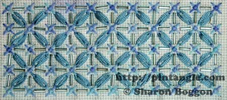 For the Love of Stitching Sampler – Band 522