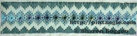 For the Love of Stitching Sampler – Band 524