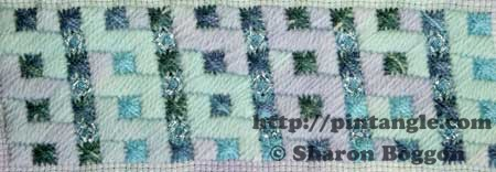 For the Love of Stitching Sampler – Band 525
