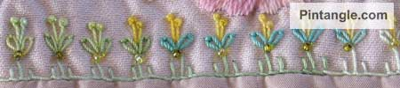 buttonhole stitch sample 8