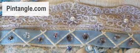 Herringbone stitch idea 8