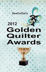 golden quilter awards