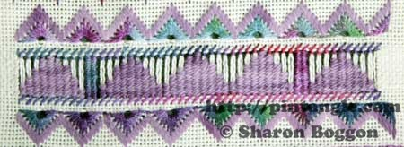 For the Love of Stitching Sampler Band 542