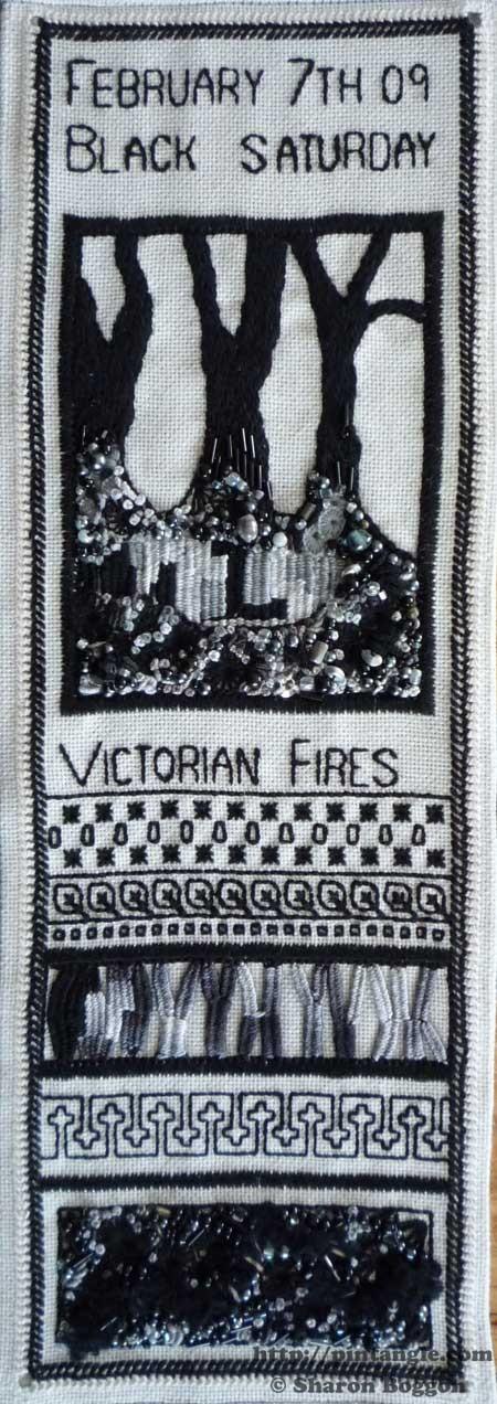 victorain fires sampler