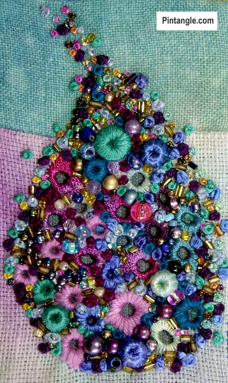 ideas for French Knots sample 3