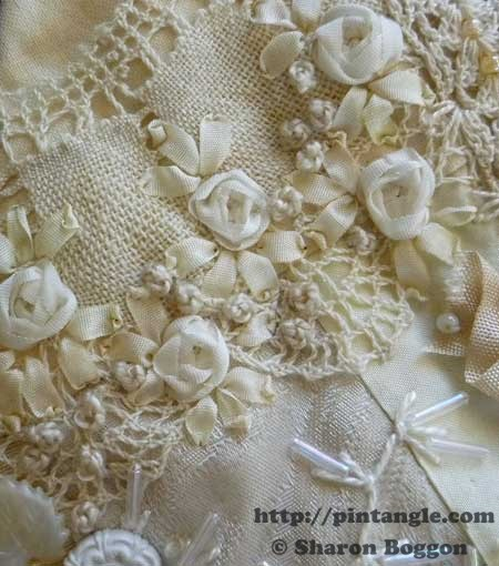 French Knot sample
