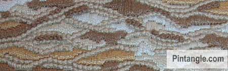 Satin Stitch sample 1