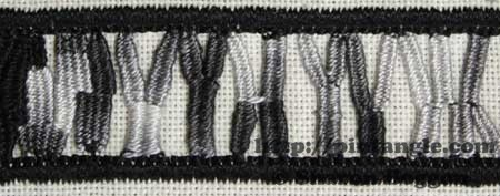For the Love of Stitching Sampler band 552