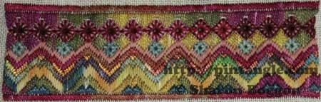 For the Love of Stitching Sampler Band 559