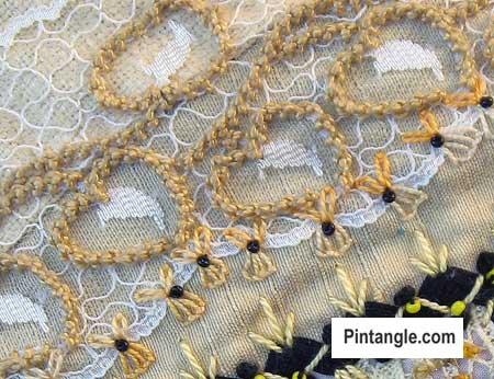 Palestrina stitch Version 2 sample 6