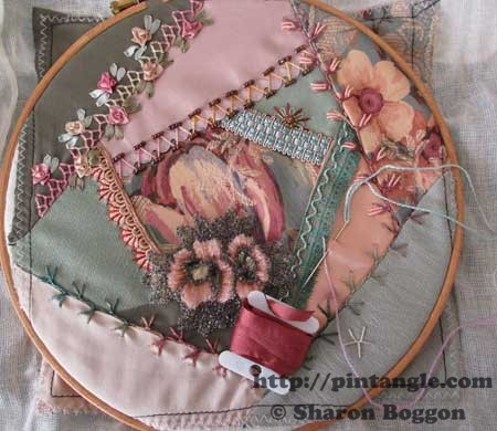 Work in Progress Wednesdays Sewing Bee