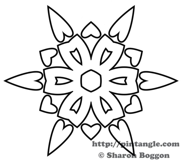 Friday freebie: Hand Embroidery Pattern