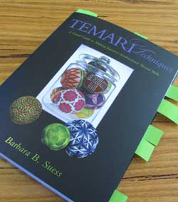 A book Review of Temari Techniques by Barbara B.Suess