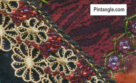 Pekinese Stitch sample 3