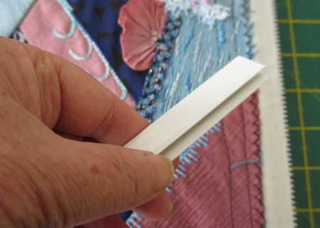 Grip-n-Stitch embroidery frame review