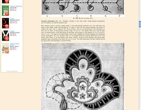 Encyclopedia of Needlework free online