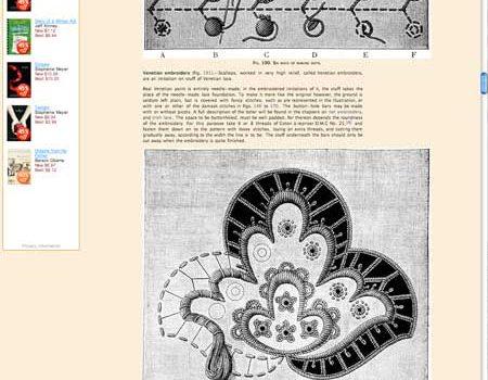 Encyclopedia of Needlework free online