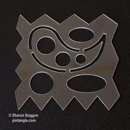 Sharon B's CQ Stencils