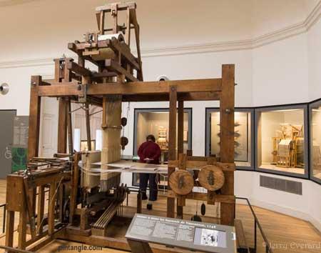 the Musée des arts et métiers