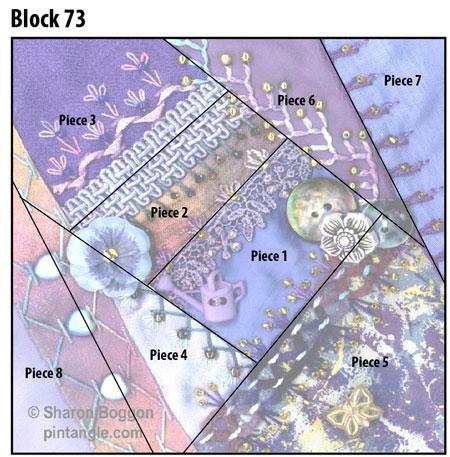 Block 73 pattern