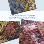 crazy quilt seams booklet screenshot