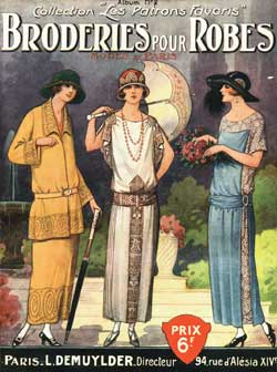 free flapper designs cover