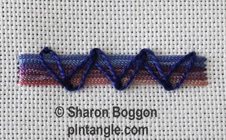 Woven chain bar 1
