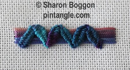 Woven chain bar 3