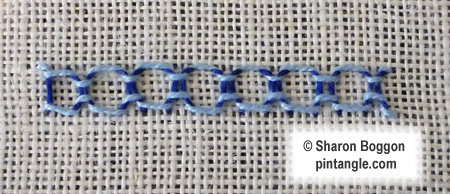 Lock and Double Lock Stitch Tutorial
