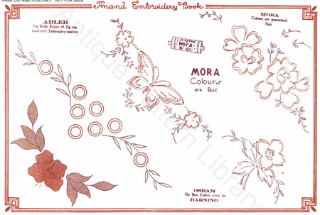Screen shot of embroidery book