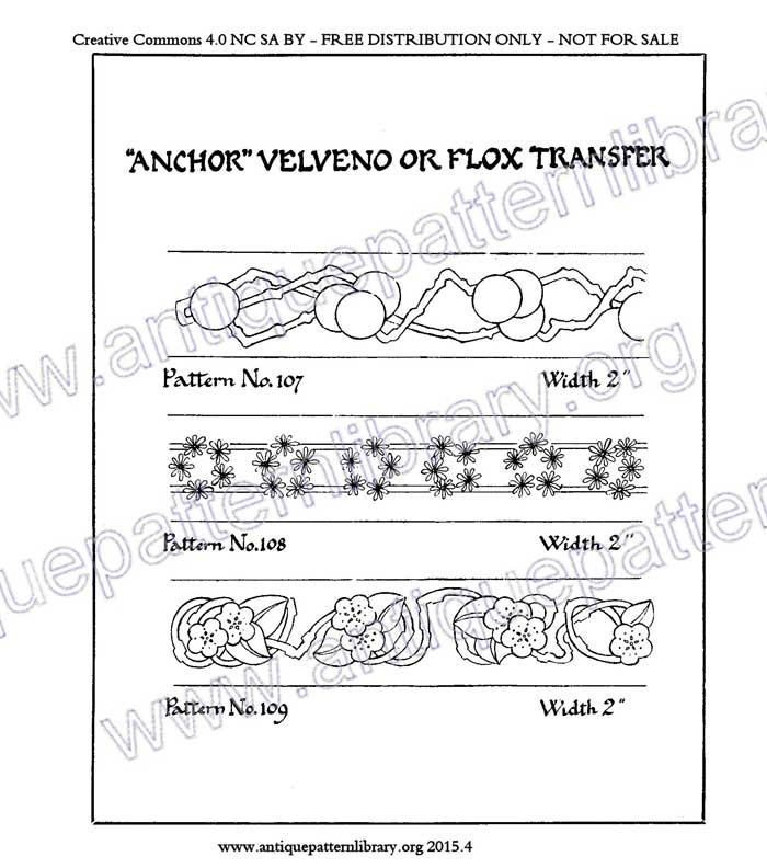 free hand embroidery pattern 05
