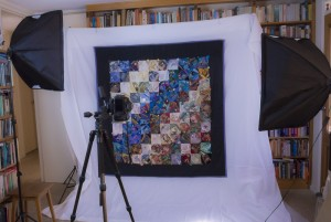 quilt photographic shoot