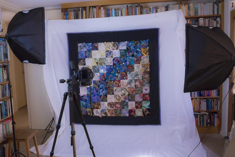 Tips on how to photograph a quilt