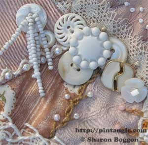 How to embroider Alternating Barred Chain Stitch
