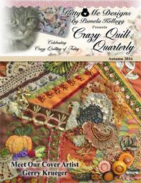 Review – Crazy Quilt Quarterly Autumn edition