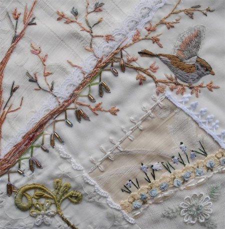 image for TAST Interview with Maureen of CrazyQstitcher