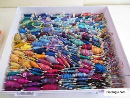 Daily Stitch Challenge threads