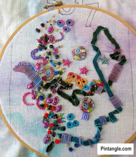 Daily Stitch Challenge progress 9
